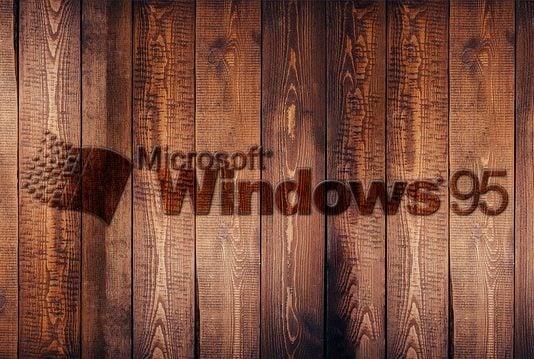aplikacja Windows 95
